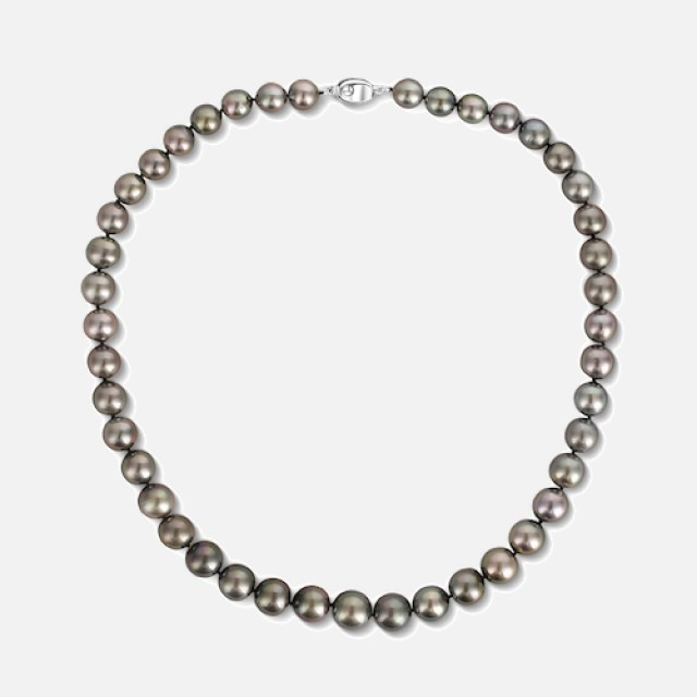 Tahitian south sea pearl necklace